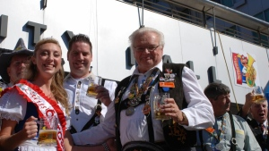 Larry Blundell, a former executive director of Kitchener-Waterloo Oktoberfest, has passed away. (Photo: Kitchener-Waterloo Oktoberfest) (June 6, 2020)