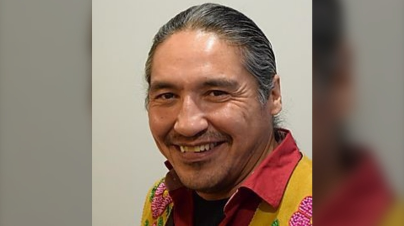 Athabasca Chipewayan Chief Allan Adam is shown in a handout photo. (THE CANADIAN PRESS/HO-Allan Adam)