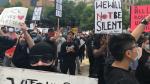 Black Lives Matter Calgary June 6 2020