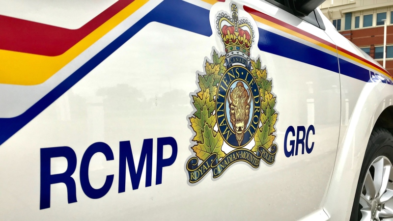 Nanaimo RCMP responded to four break-ins in a 24 hour period at the beginning of this week: (Sean Amato/CTV News)