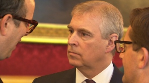 CTV National News: Prince Andrew remains silent