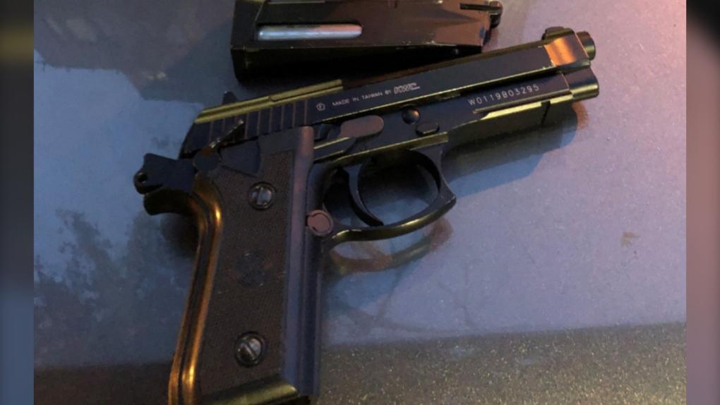BB gun seized in Vancouver: VPD