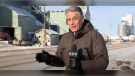 CTV Lethbridge reporter Terry Vogt started his career in 1972. He won a lifetime achievement award from the Radio Television Digital News Association Tuesday