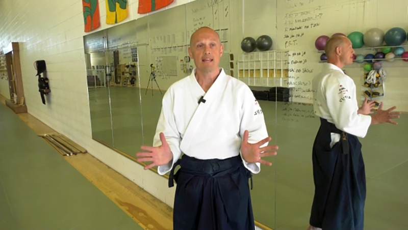 He's a longtime Calgary martial arts dojo and he's this week's Inspired Albertan. Darrel Janz reports