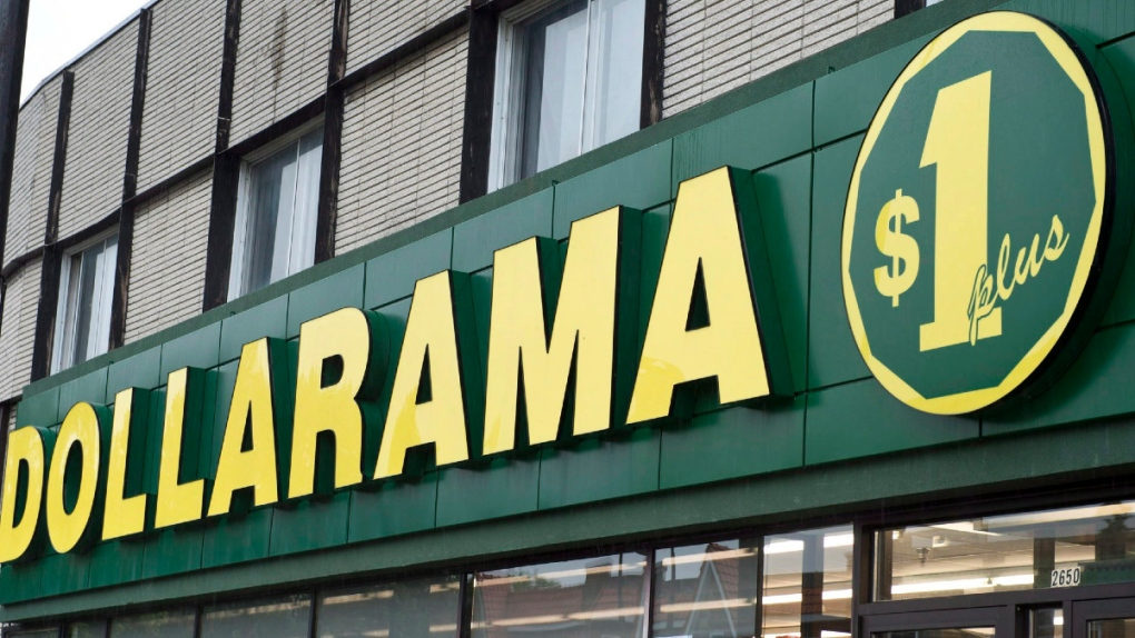 A Dollarama store in Montreal in 2013