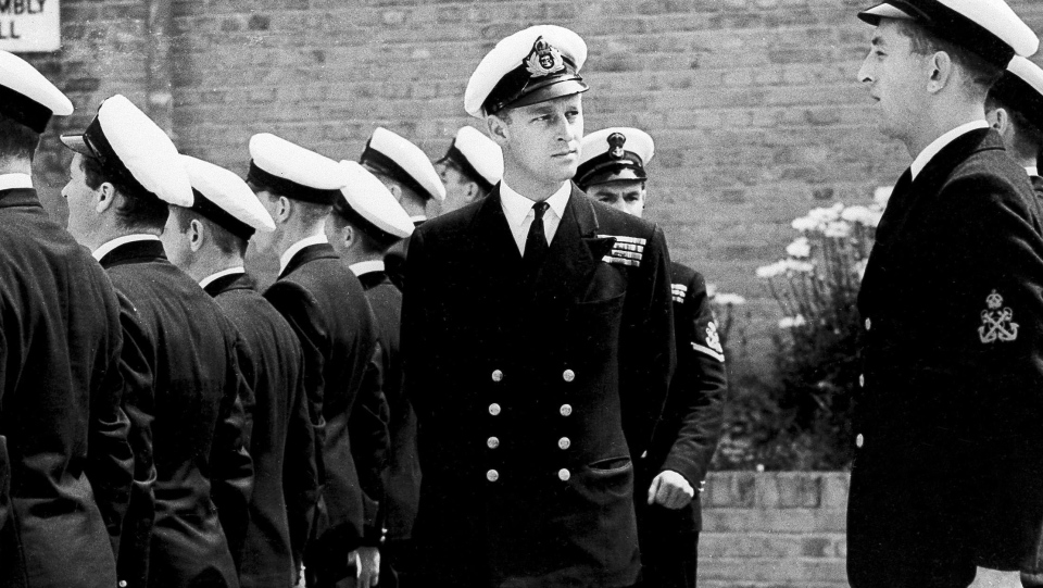 Lieut. Philip Mountbatten