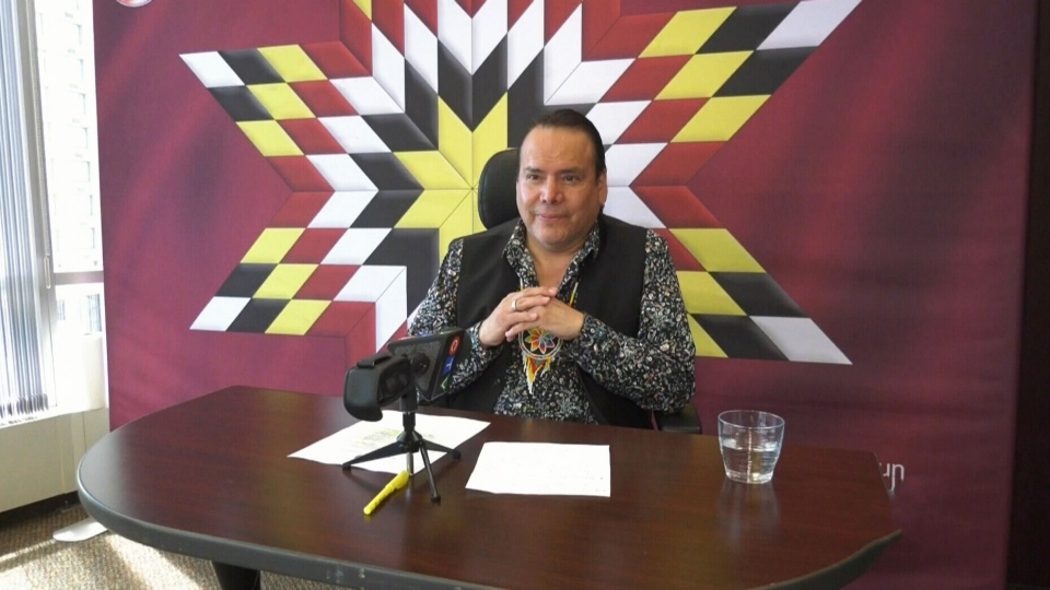 Indigenous leader calls for policing reform