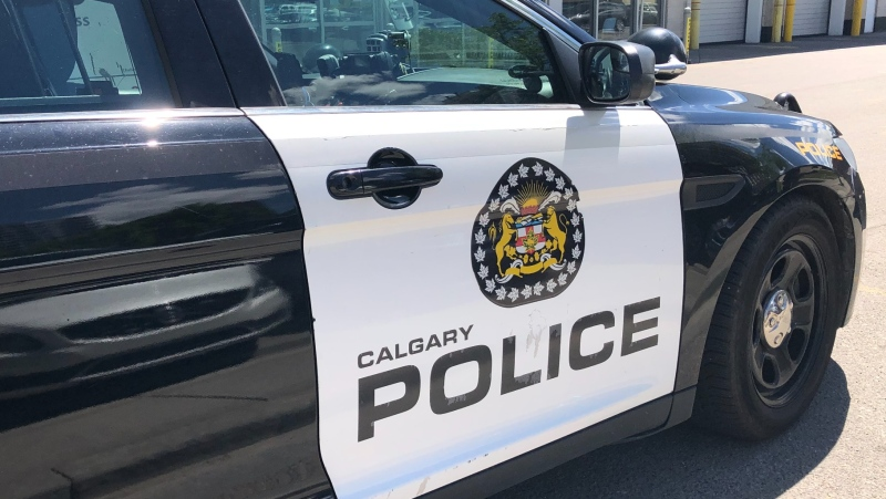 Calgary police would like to speak with two witnesses who helped a senior after a robbery last week.