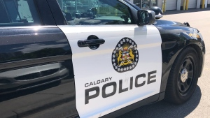 Calgary police say a missing teenager has been found. (File)