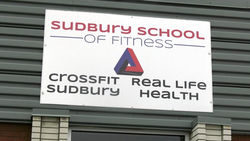 sudbury gym