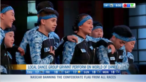 Local Dance Group Grvmnt Perform On World Of Dance Ctv News