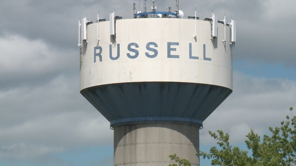 Town of Russell
