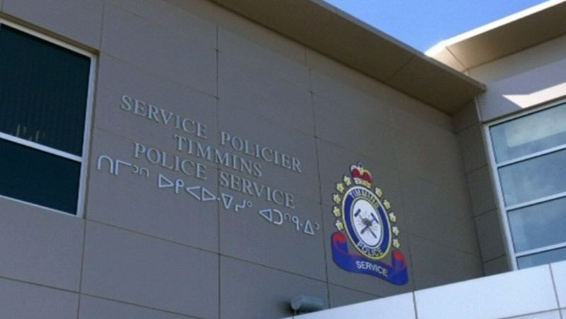 A 37-year-old man is in custody following a terrifying home invasion in Timmins on July 2 that left two residents injured – and only netted the thief some pocket change. (File)