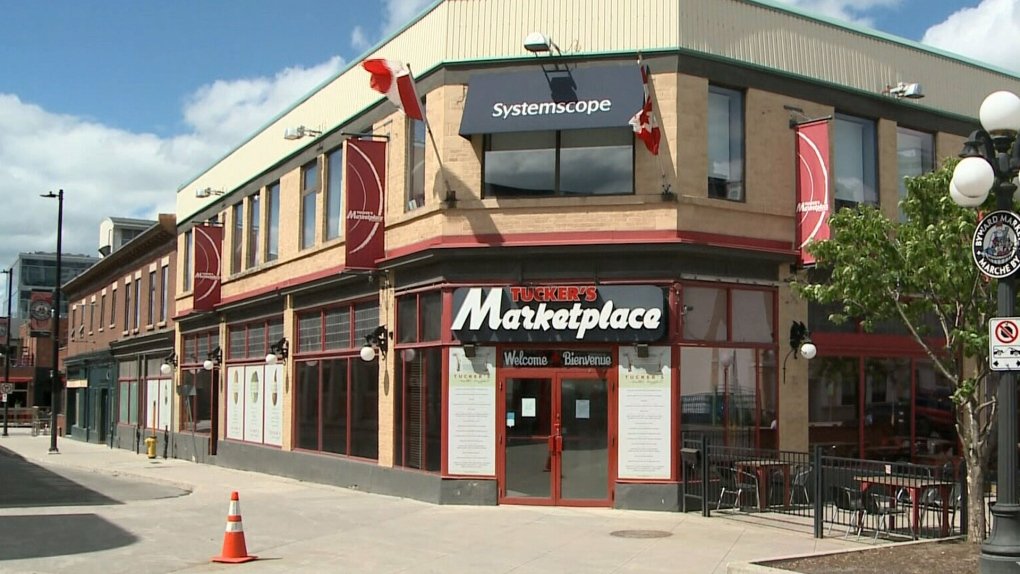 ByWard Market restaurants struggling
