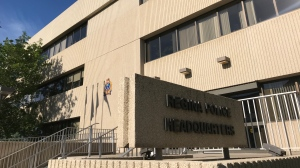 The Regina Police Service headquarters is seen in this file photo. (Cally Stephanow/CTV News)