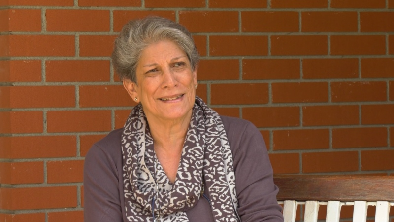 North Vancouver resident Azza Sedky's knee replacement surgery was delayed by the COVID-19 crisis, and she's since been told she could be waiting for more than a year.