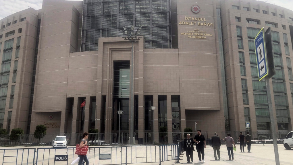 Turkish court sentences U.S