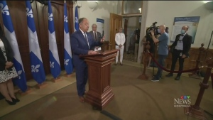 It's the last day of the spring session at the National Assembly but it could be extended as the CAQ aims to pass an infrastructure bill.