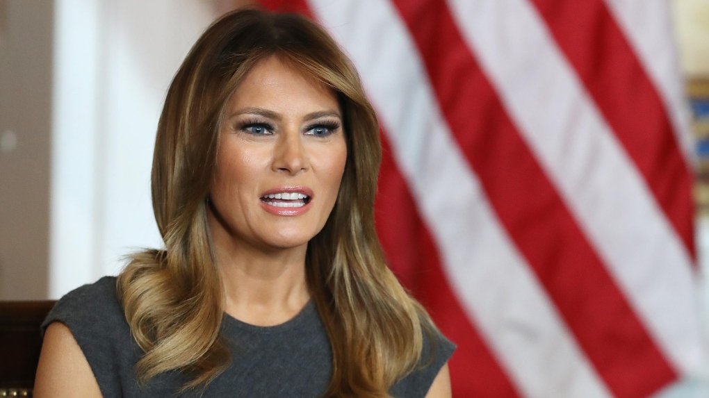 Melania Trump renegotiated prenup after husband's election win, new book says