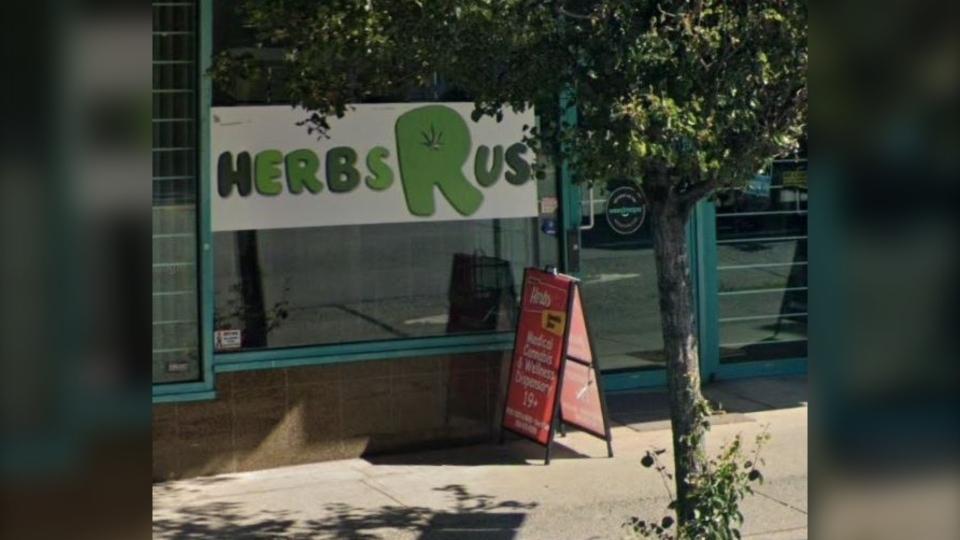 Herbs 'R' Us