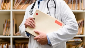 An Alberta Medical Association survey found more than 42 per cent of doctors are considering leaving the province as a result of the new billing framework (file)