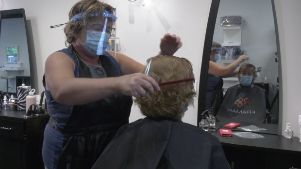 A Langley, B.C. hair salon's landlord is demanding a payment to fill out the application paperwork for CECRA, the new COVID-19 rent subsidy program.
