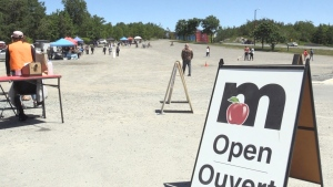(File photo) Sudbury's outdoor market