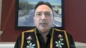 Assembly of First Nations Chief Perry Bellegarde