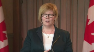 Employment Minister Carla Qualtrough
