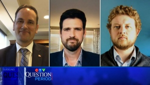 CTV QP: MPs debate combatting CERB fraud