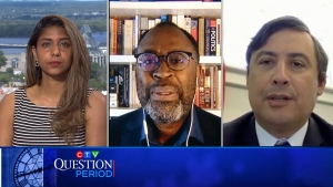 CTV QP: Calls to address racism in Canada