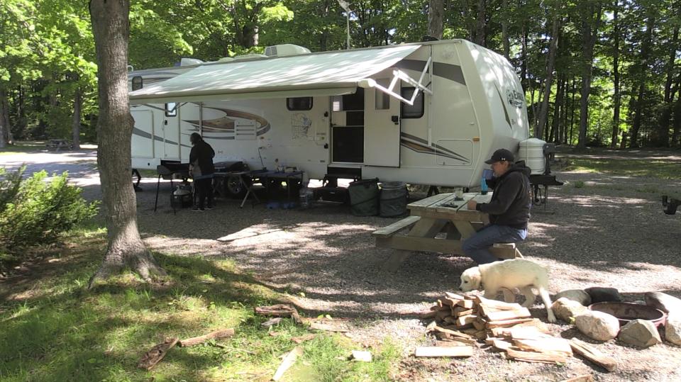 Camping in Sault Ste. Marie