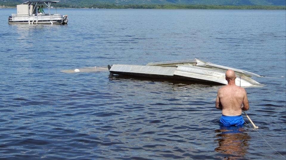 Ottawa River crash
