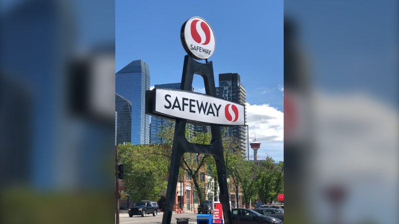 Unionized Safeway employees in Alberta have voted 79 per cent in favour of strike action. (File photo)