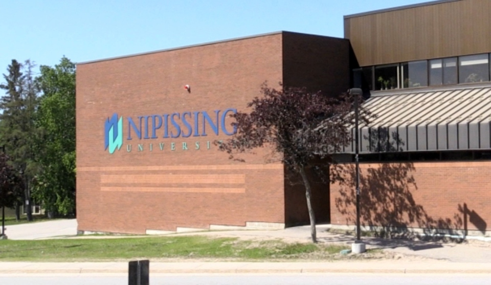 Thanks to more than $40,000 in grant money from the province, 10 studies at Nipissing University are underway looking into the effects of COVID-19 and what a post-pandemic North Bay might look like. (Eric Taschner/CTV News)