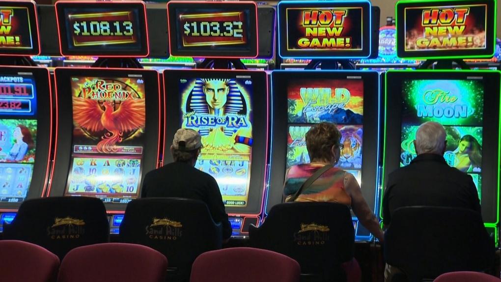 Manitoba Casinos Reopening
