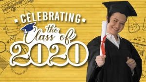 Celebrate the Class of 2020 Header 2