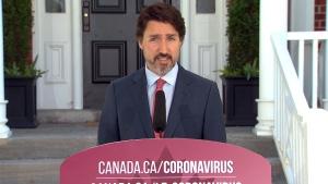 PM Trudeau announces border agreement