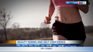 Beauty norms and self confidence