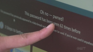 Keep safe with the right type of password