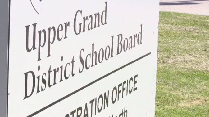 Upper Grand District School Board Trustees Undecid