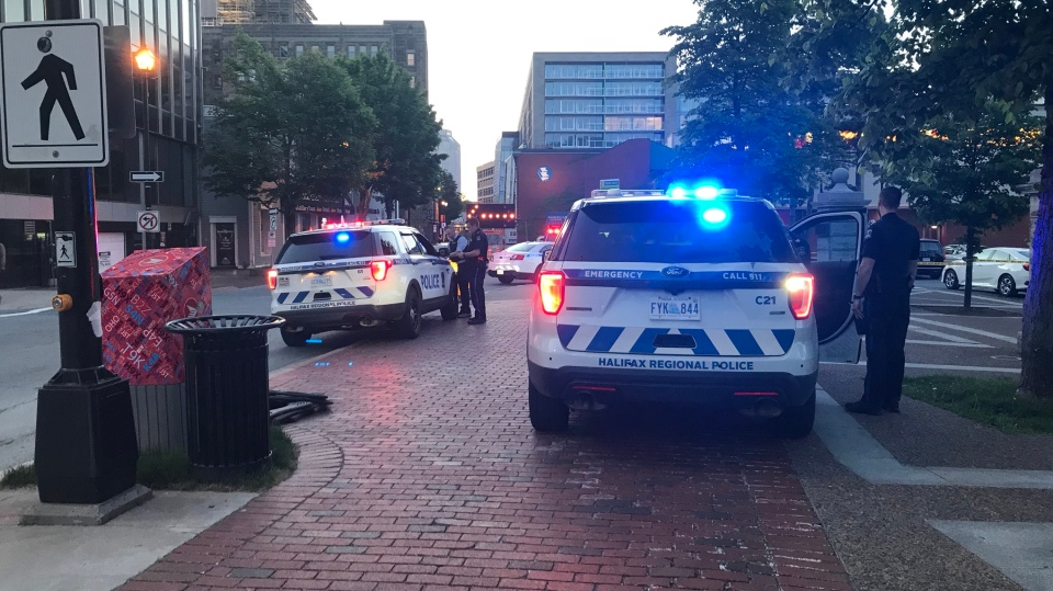 Halifax shooting