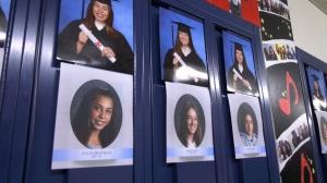 Rosemere High School grads get special goodbye