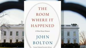 John Bolton 'had a front-row seat'