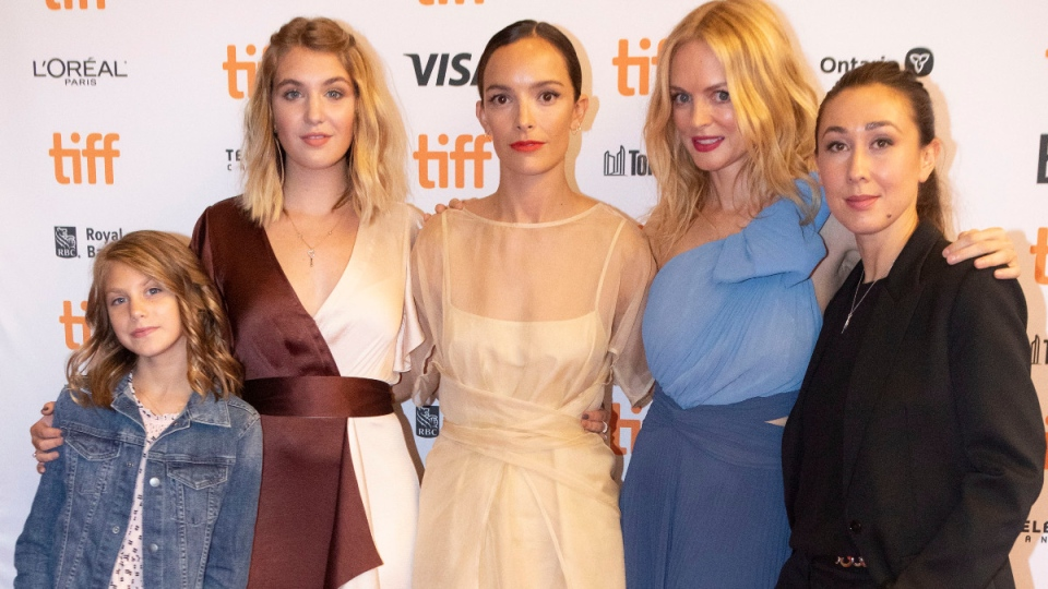 'The Rest of Us' cast members at TIFF