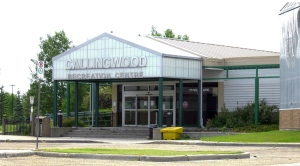 Callingwood Rec Centre in Edmonton. (Sean Amato/CTV News Edmonton)