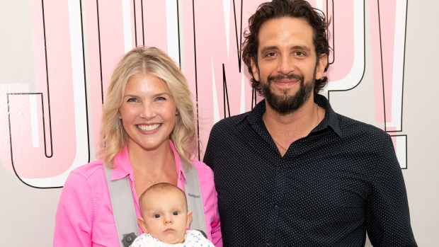 Amanda Kloots gives update on her husband, Nick Cordero, and his battle with coronavirus. (Noam Galai/Getty Images)