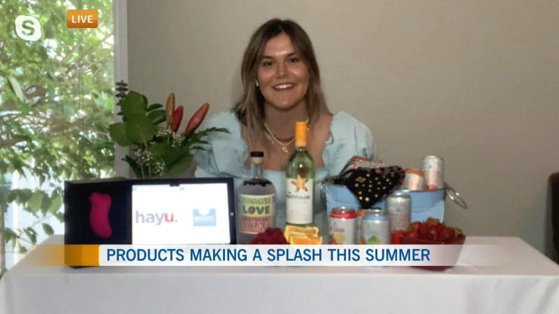 Robin J. summer products