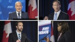 CPC leadership debate
