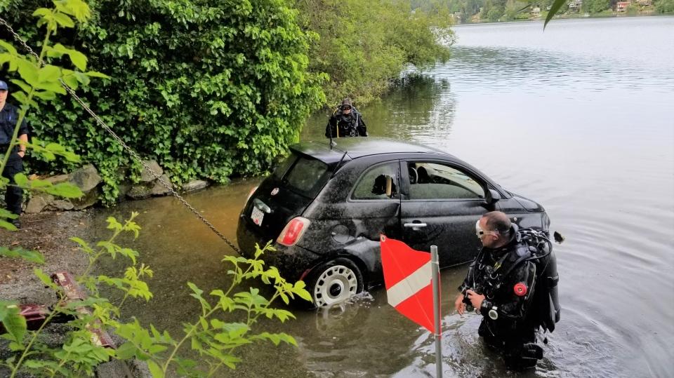 lake car